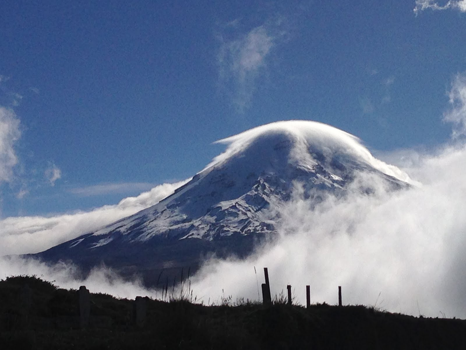 Deeper into Ecuador's Andean Highlands; Chimborazo and the Quilotoa Loop