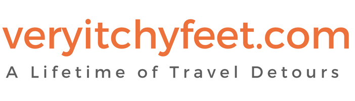 veryitchyfeet.com - A Lifetime of Travel Detours