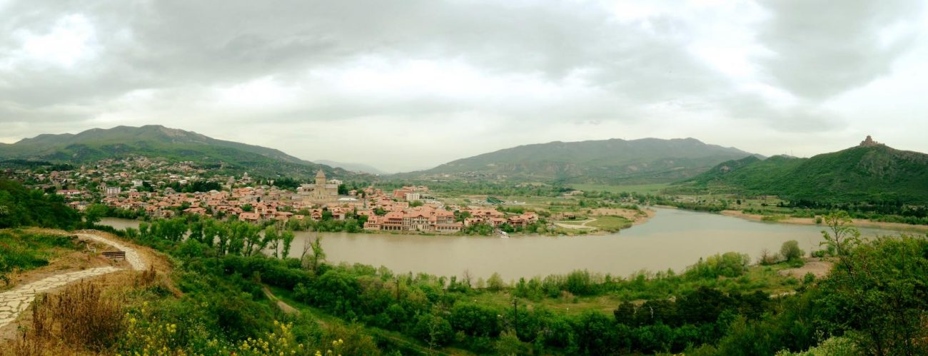 View of Mtskheta